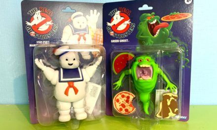Slimer & Marshmallow Man – The Real Ghostbusters – Kenner Classics / Hasbro