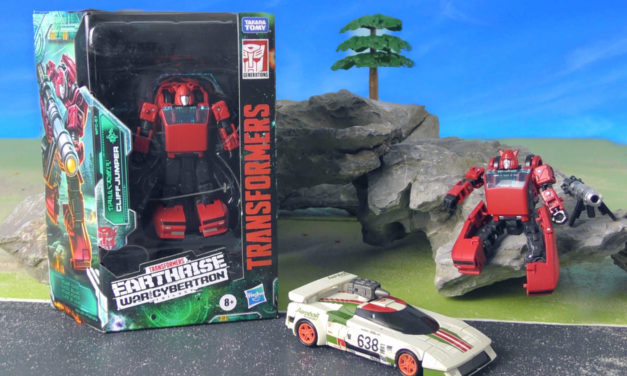 Transformers Earthrise War for Cybertron