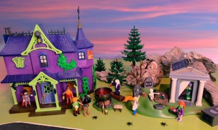 Playmobil Scooby-Doo! Die Lizenz zur Zeichentrickserie