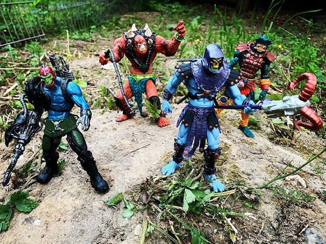 Masters of the Universe – Modern Series 200X