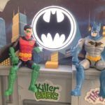 BATMAN Batcave 3 in 1- Spielset für 10cm Actionfiguren