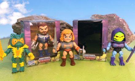 MotU Minifiguren – Loyal Subjects Masters of the Universe