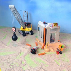 Playmobil Grossbaustelle