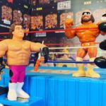 RANDY SAVAGE vs BRUTUS BEEFCAKE