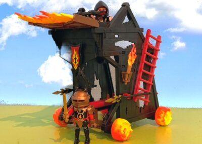 Feuerrammbock