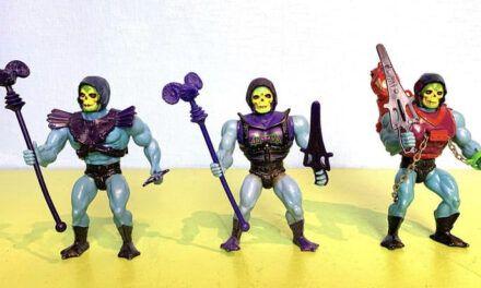 Retro-Wissen to go -> Skeletor