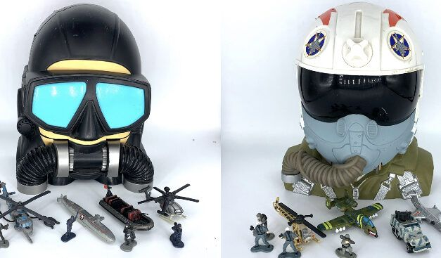 Micro Machines Military – 2 coole Playsets