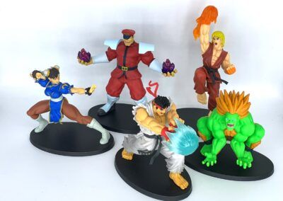Street Fighter von Fanhome