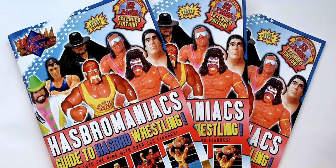 Der WWF Hasbro Guide – Die komplette Geschichte der WWF Hasbro Actionfiguren