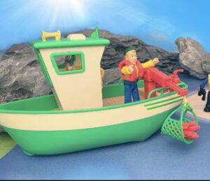 Charlies Fischerboot