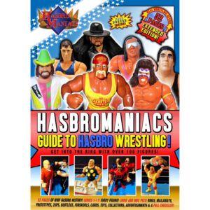 Der WWF Hasbro Guide - Die komplette Geschichte der WWF Hasbro Actionfiguren