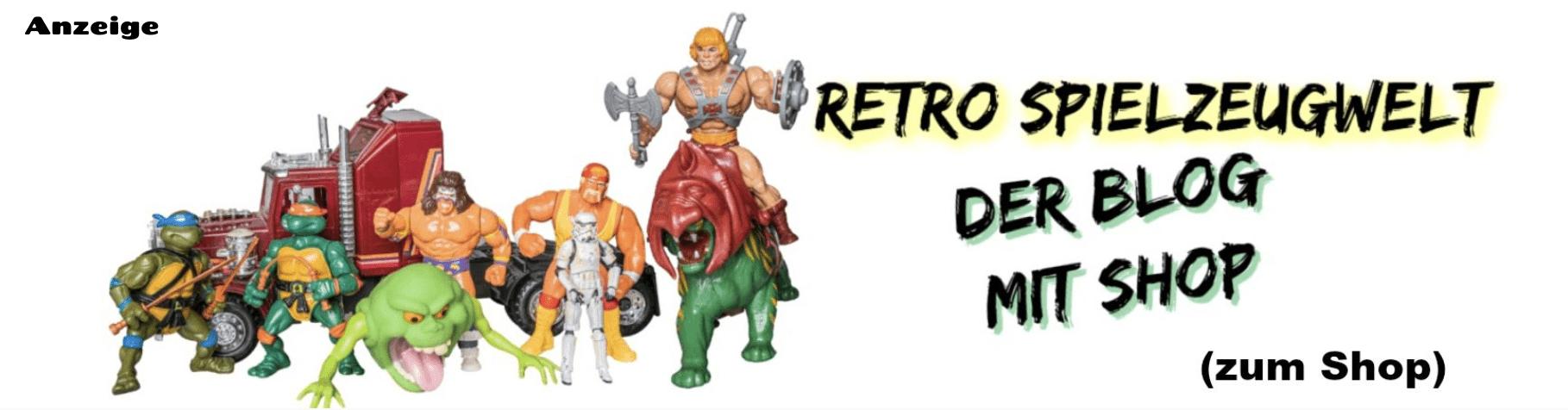 Retro Spielzeugwelt Shop