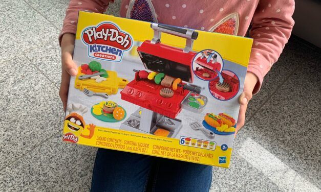 Play-Doh Grillstation Kitchen Creations