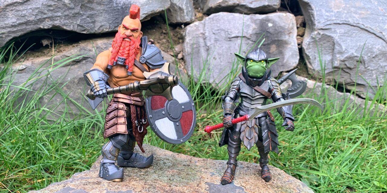 Mythic Legions von Four Horsemen Studios