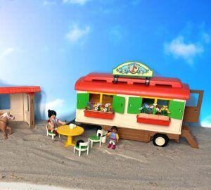 Playmobil Übernachtungswagen