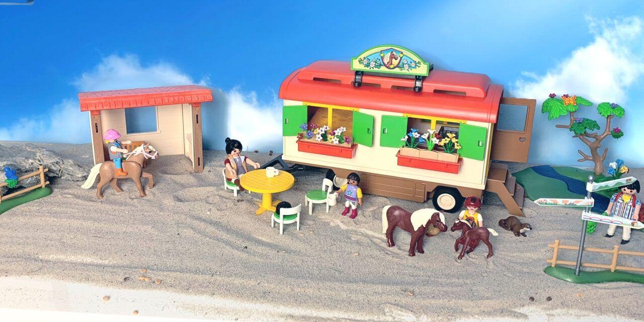 Playmobil Country – Meine große Playmobil Ponywelt