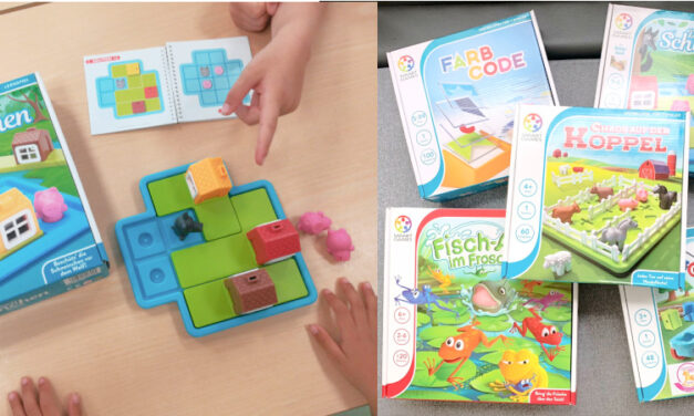 SmartGames – Kita-Projekt mit Kinder Spielzeugwelt