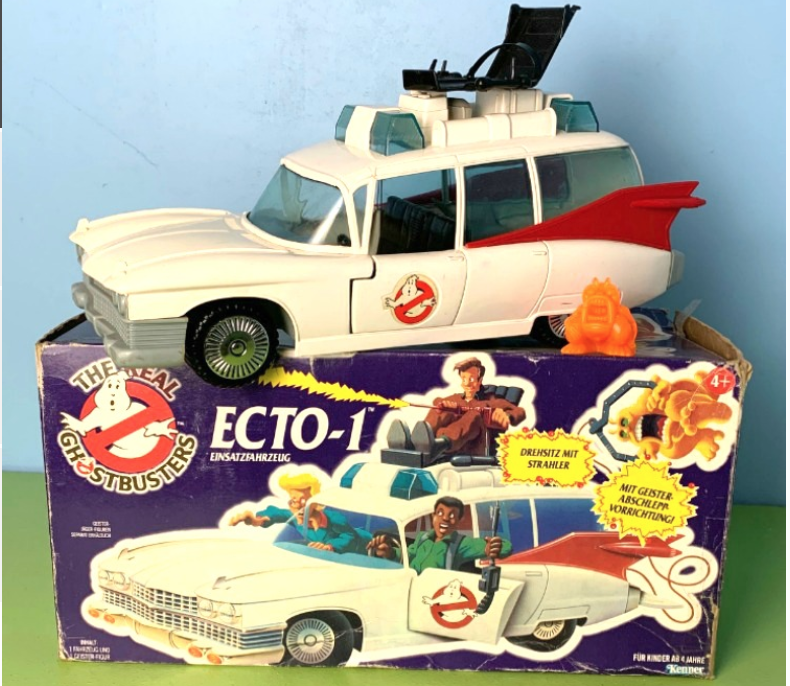 The real Ghostbusters Ecto-1 alt
