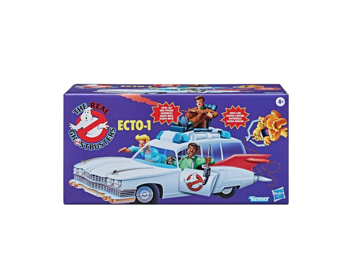 The real Ghostbusters Ecto-1 Classics