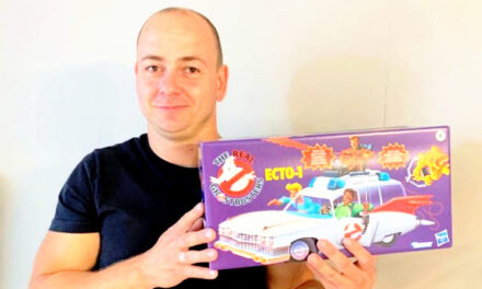 The Real Ghostbusters & Ecto-1 – Kenner Classics / Hasbro
