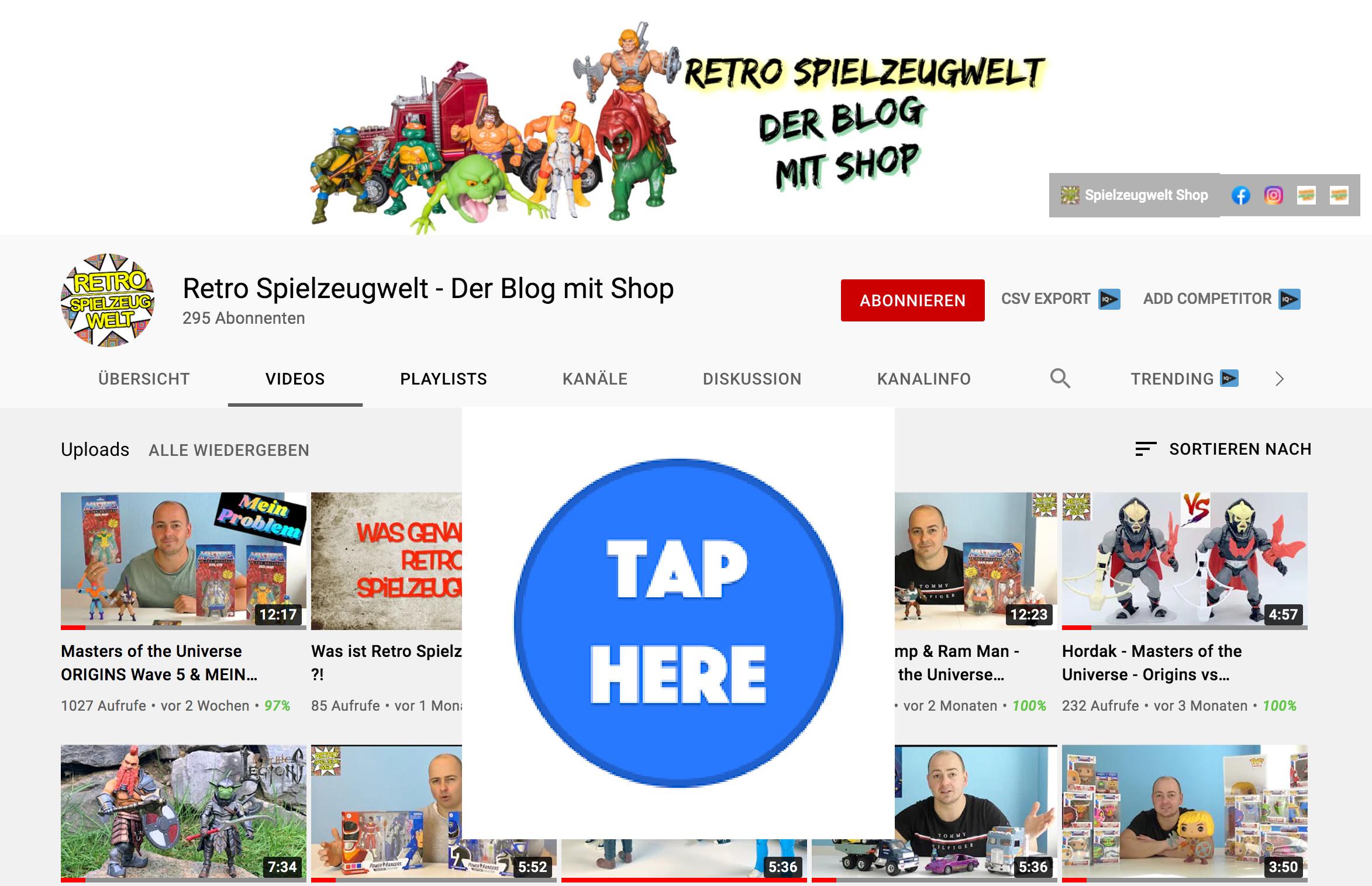Retro Spielzeugwelt Youtube